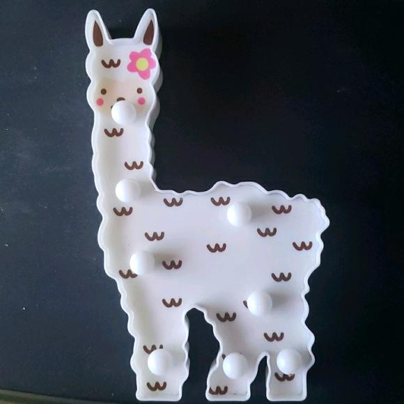 Llama light